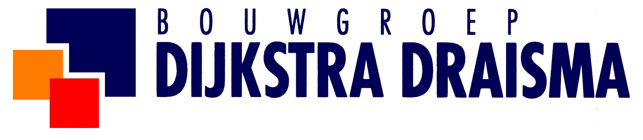 Logo Bouwgroep Dijkstra Draisma