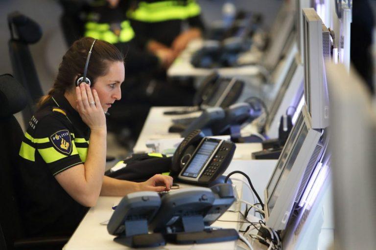 Meldkamer politie Den Haag