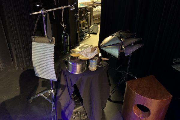 Percussie op het ManualMaster Congres Kwaliteitsmanagement 2020